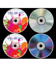 CD Stampato CMYKLMLC